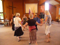 Thornbury - Circle Dance, Thornbury Baptist Church  - 2