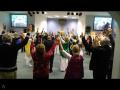 Hanukkah and Light of the World Celebration -5